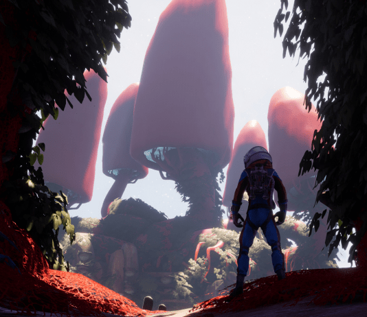 E3 2019 Journey to the Savage Planet