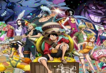One Piece: Stampede-TICGN