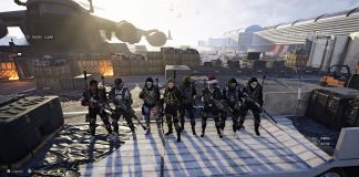 fastest division 2 console raid team