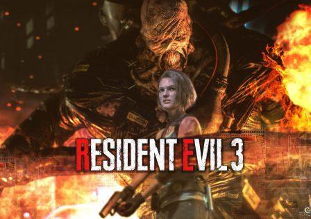 Resident Evil 3 remake ticgames