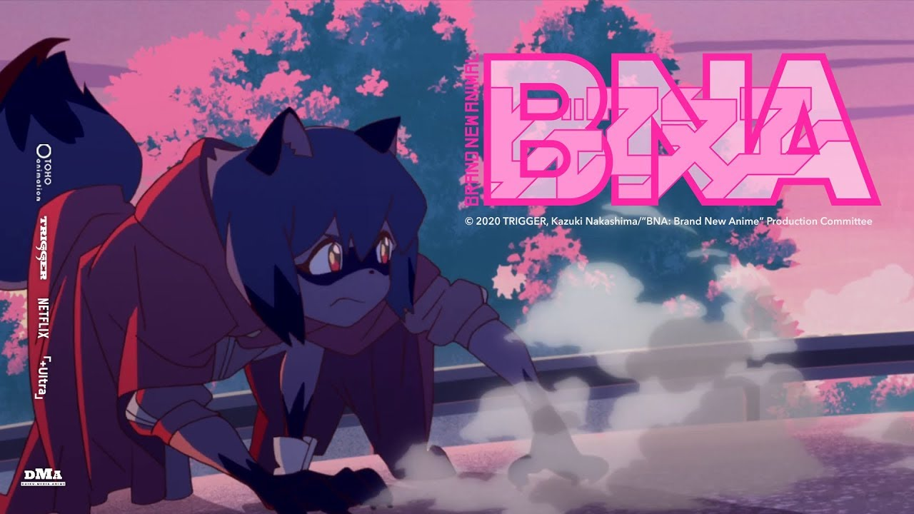 BNA: Brand New Animal-TICGN