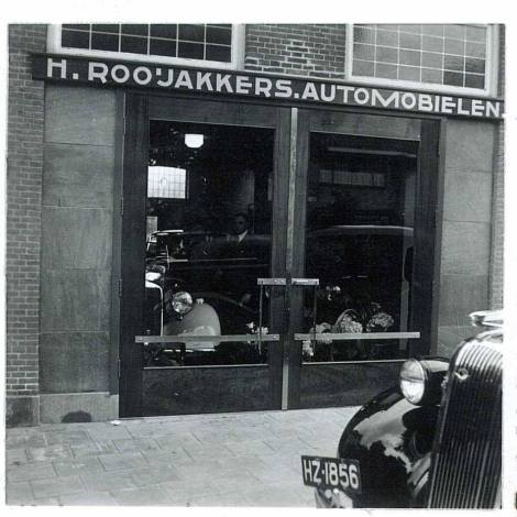 004_Royakkers Garage in Oegstgeest bei Leiden_ Holland
