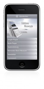 Mercedes-Benz iPhone App