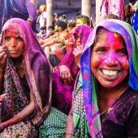 Nandgaon Holi - A Colourful Experience