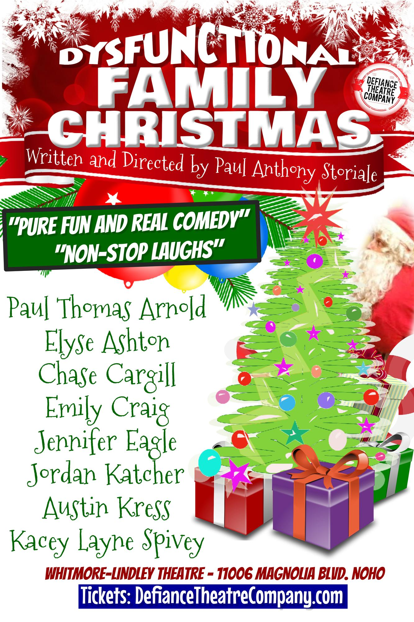 Dysfunctional Family Christmas Tickets In North Hollywood