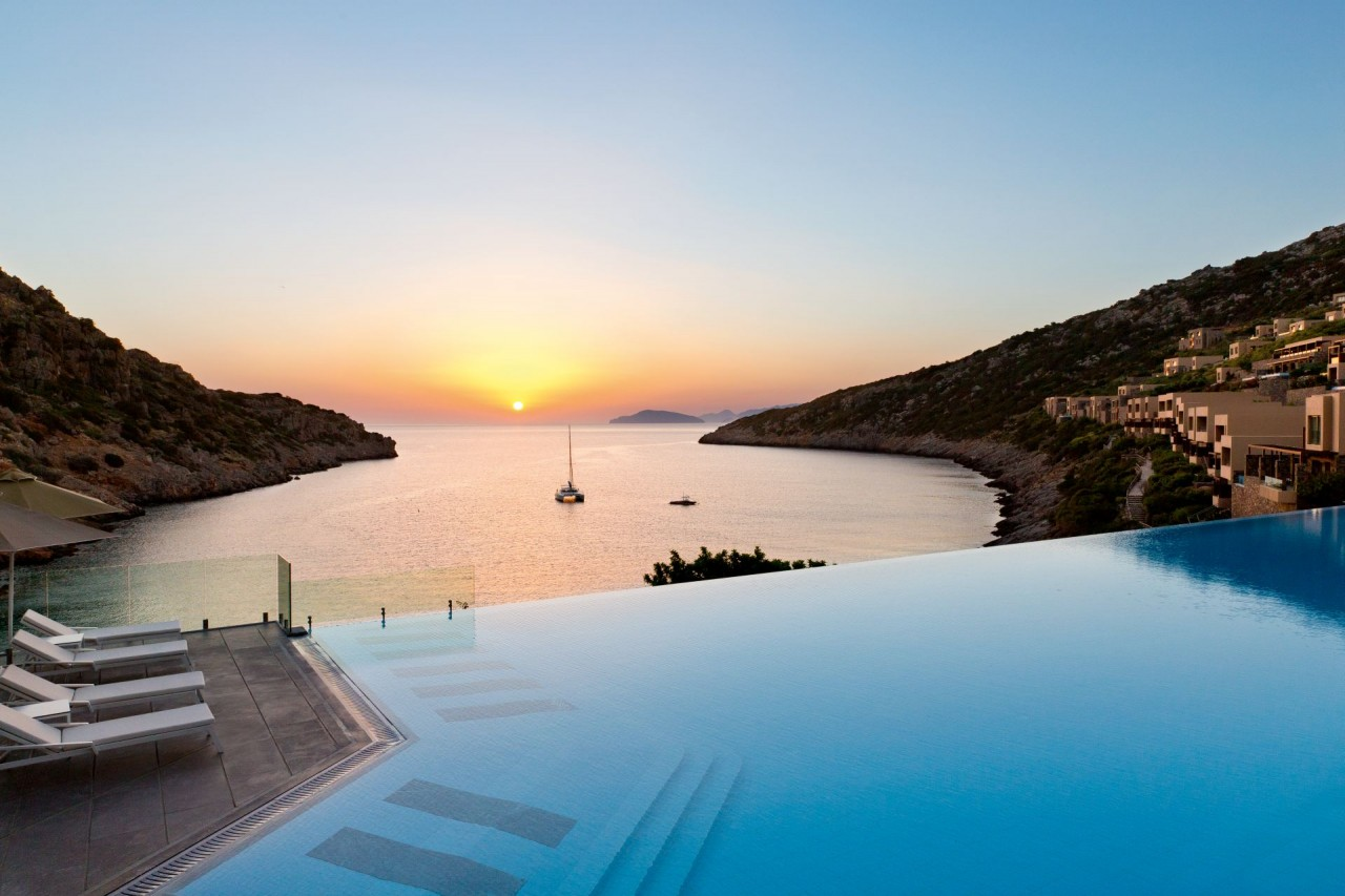 Daios Cove Resort & Luxury Villas Αγιος Νικόλαος Κρήτης TicketSeller