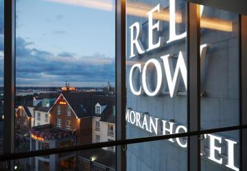 Hotels in Dublin Red Cow Moran hotel - 4-star ξενοδοχείο στο κεντρικό Δουβλίνο ΤicketSeller