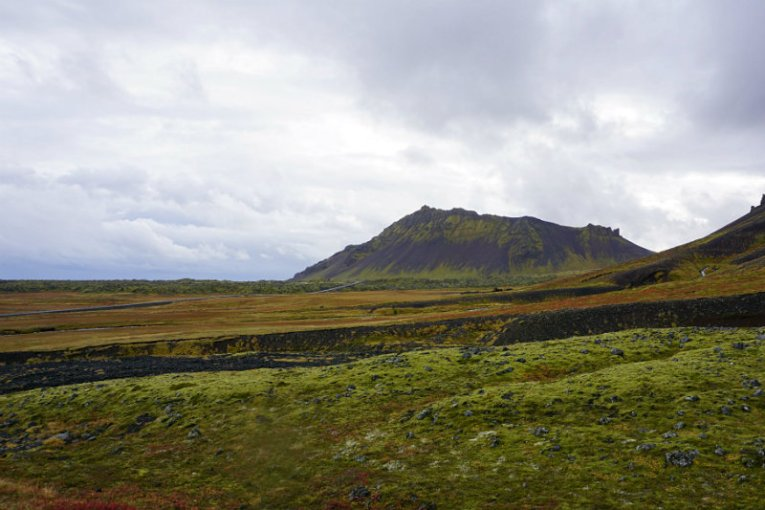 snaefellsnes west iceland
