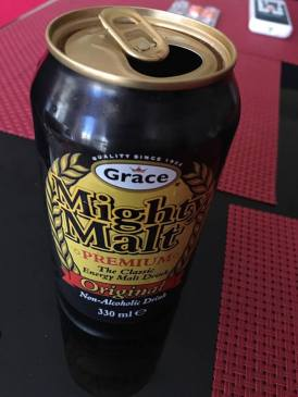 Mighty Malt, energy drink