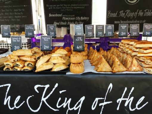 Pastries - Horsham Food Market