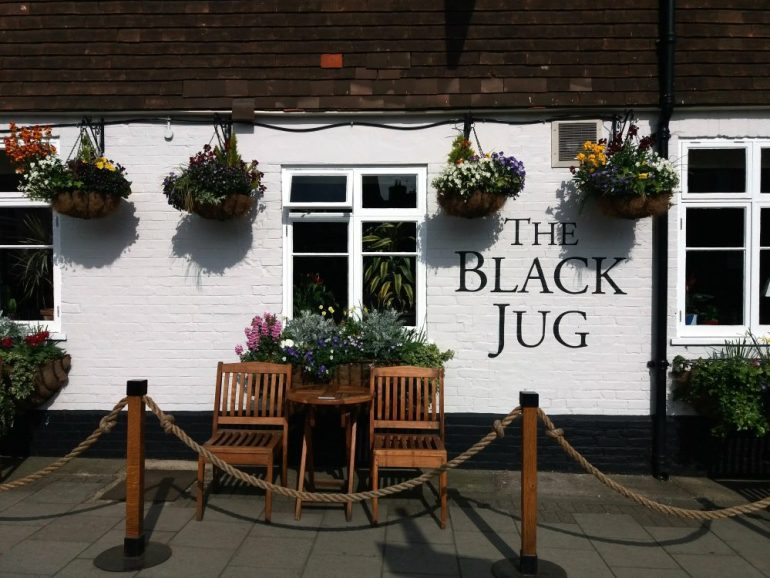 The Black Jug - Horsham