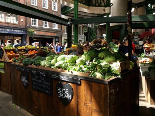 Borough Market - London