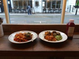 Lunch for two - Deliciously Ella - Seymour Place, London