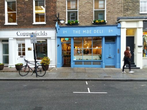 Deliciously Ella - Seymour Place, London