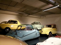 Bubble Cars - Louwman Museum