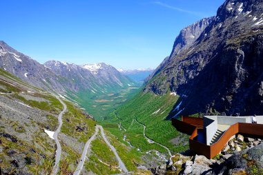 Trollstigen, The Trolls Road