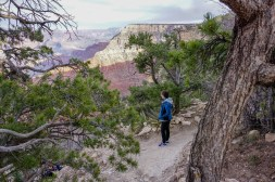 Grand Canyon - South Rim hidden paths