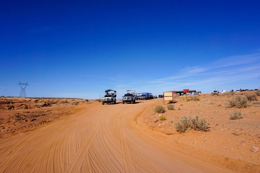 Take over by Navajo Tours