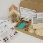 Simply Wood Bee Hotel kit