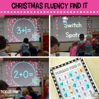 Christmas Fluency Find It