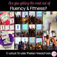 Get The Most Out Of Your Fluency & Fitness Brain Breaks