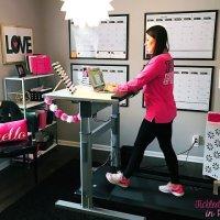 Why I LOVE my Treadmill Desk