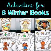 Companion Activities for 6 Popular Winter Books