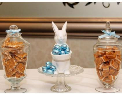 Peter Rabbit themed party Christening5