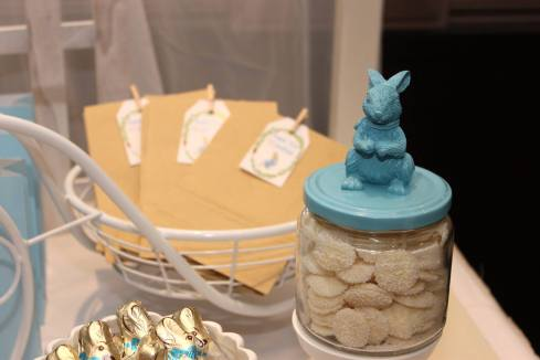 Peter Rabbit themed party Christening9