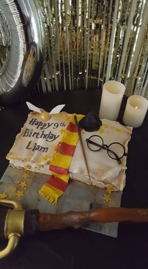 Harry Potter birthday party6