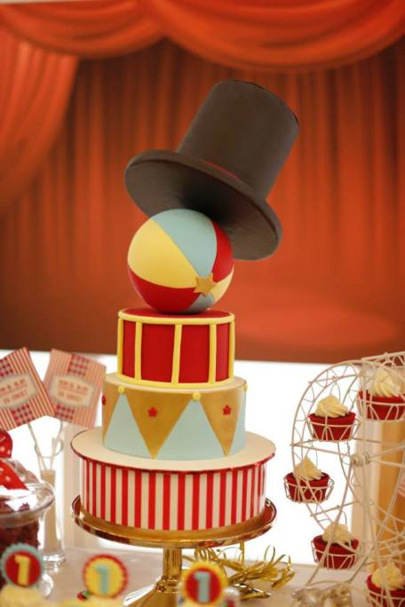 Circus Carnival Childrens Party2-Sweet Finesse Event Styling
