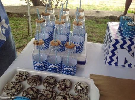Cookie Monster Sesame street party ideas9
