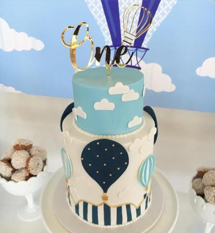Hot Air Balloon Party-XOXO Events