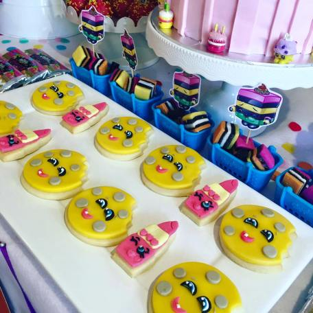 Shopkins Girls Party