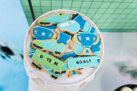 Soccer Party-Red Wagon Events