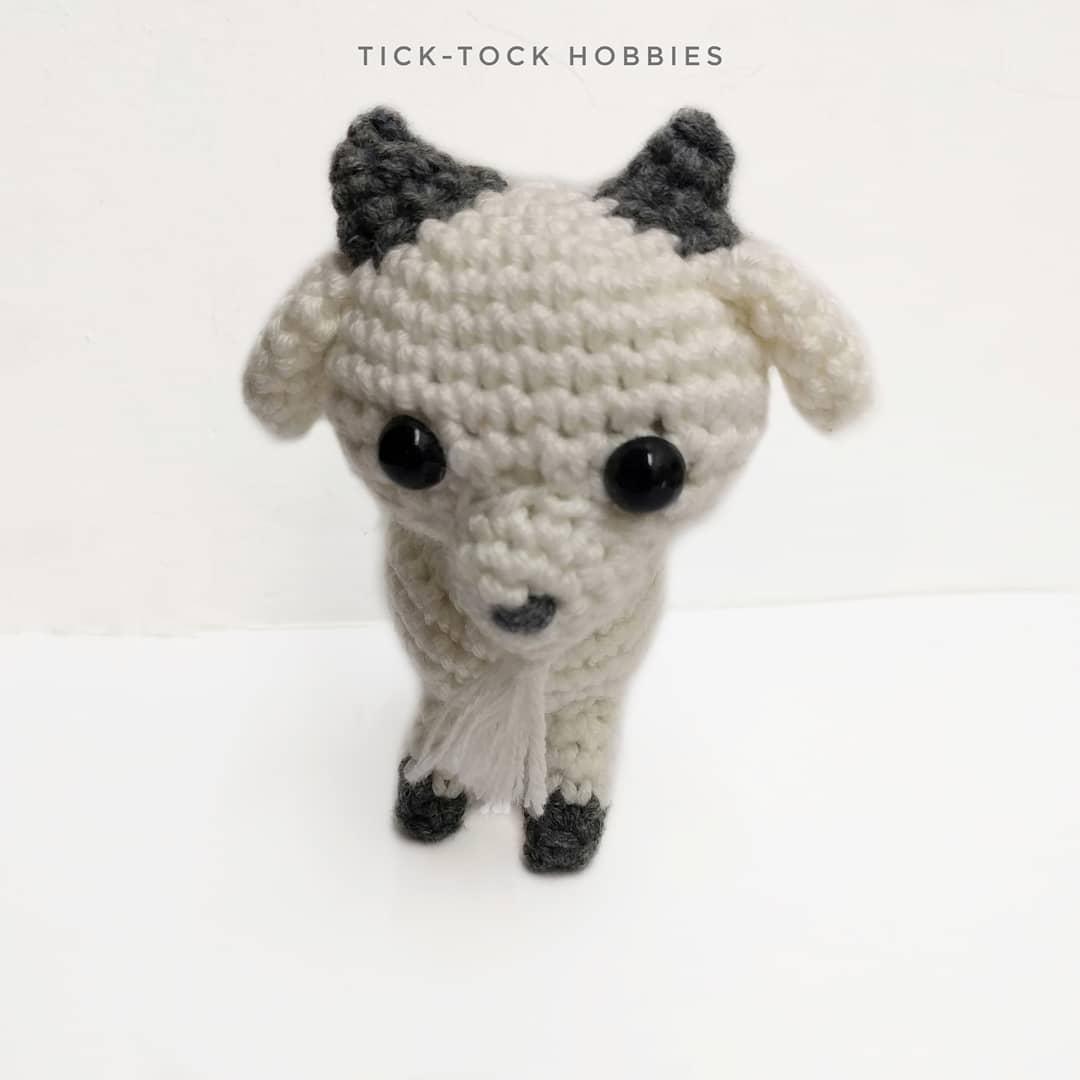 94 – Goat   tick-tock hobbies