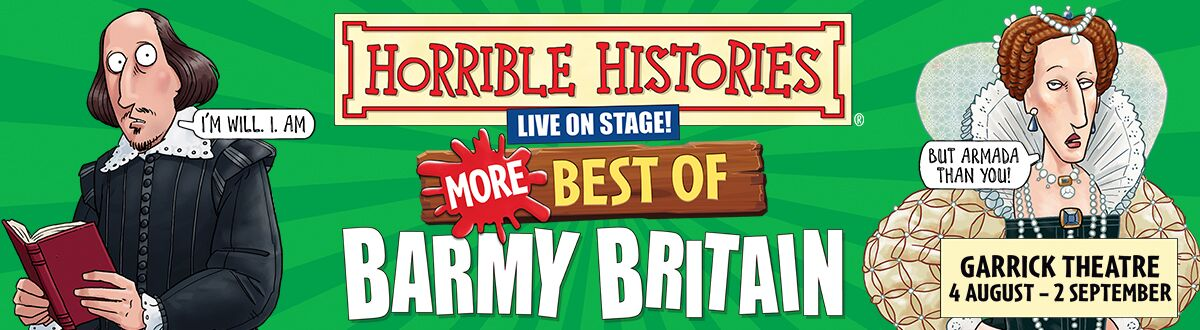 Horrible Histories: Barmy Britain - Part Four!