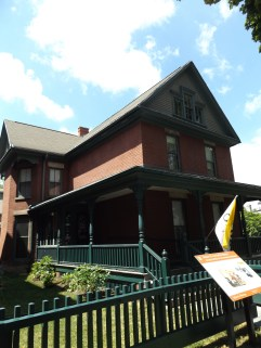 Susan B. Anthony's home