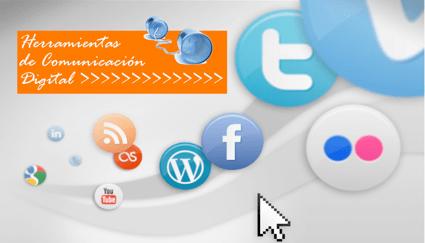 Herramientas de comunicación digital