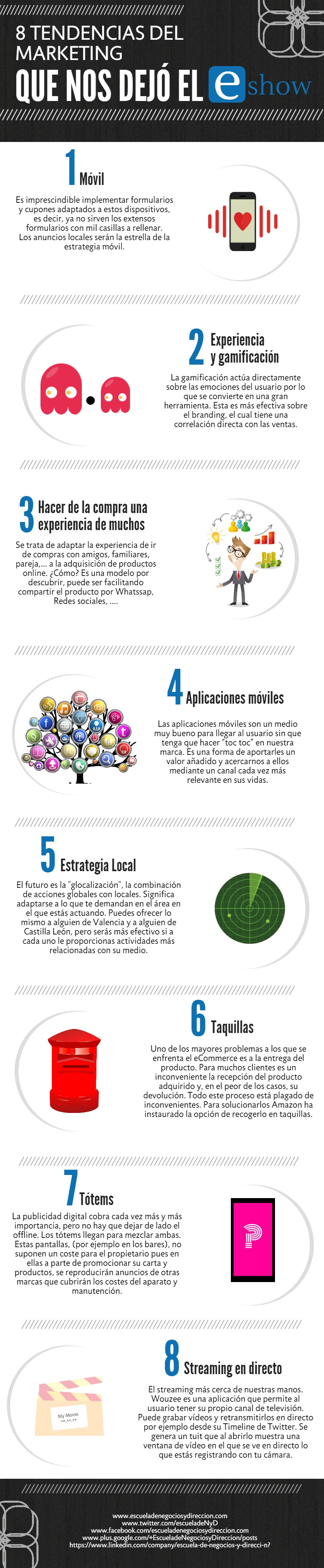8 tendencias de marketing