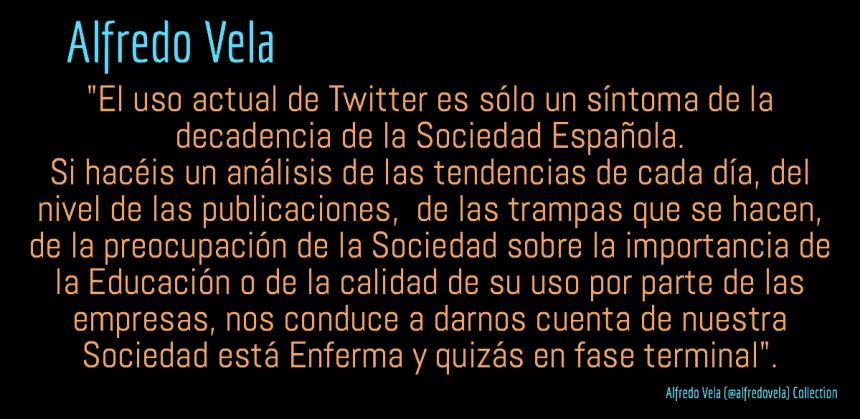 ¿Twitter es un síntoma de que la Sociedad Española está enferma en fase terminal?