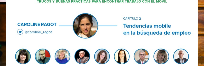 #ApplicateAlTrabajo - Capítulo2 - Caroline Ragot