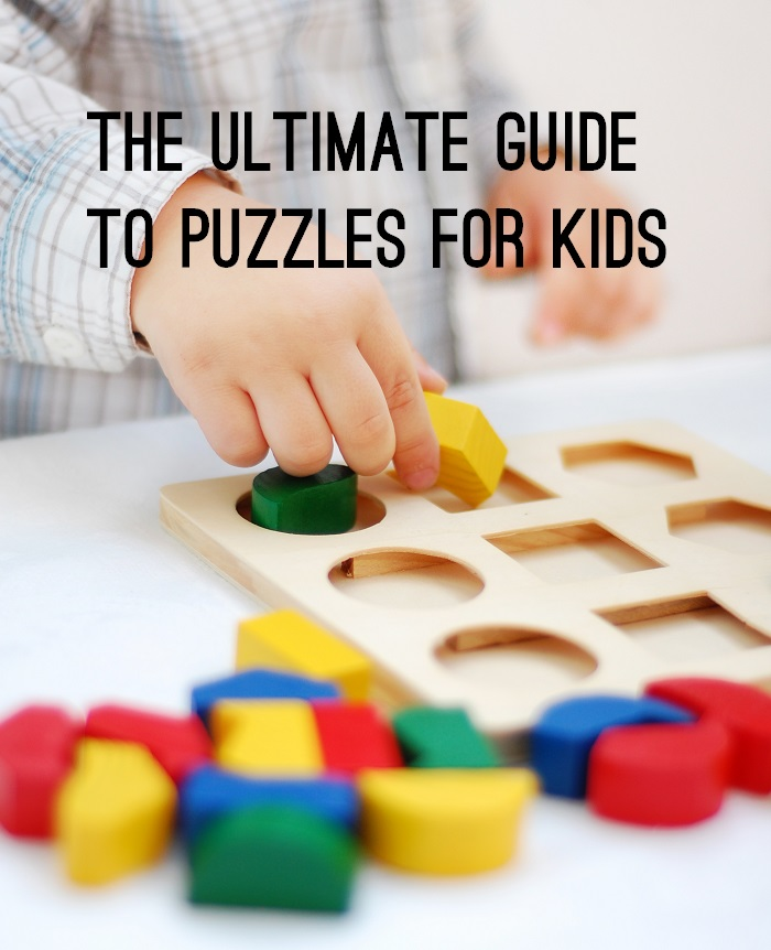 The Ultimate Guide to Puzzles for Kids - www.tictacteach.com