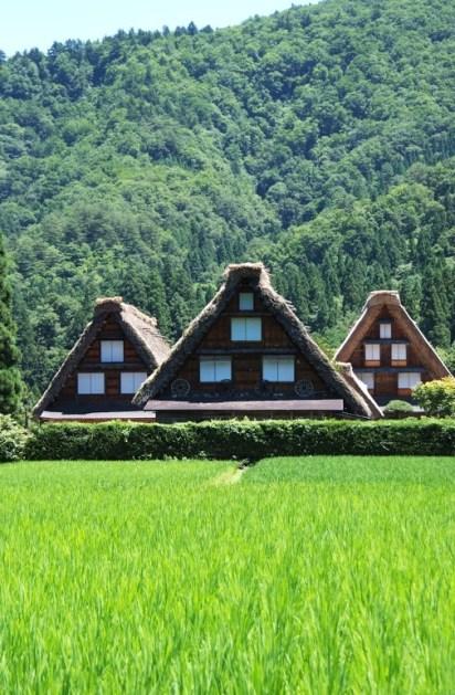 บ้านฟางชิราคาวาโกะ