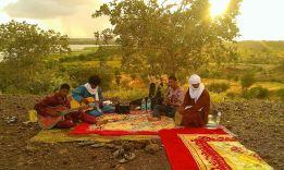Tisdass près du fleuve Kanazi - Niger Niger