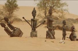Image du film Timbuktu - la destruction de tous les arts