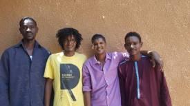 Tidawt : Abdel malik, Mohamed Ehmoud, Kildjate MOUSSA ALBADE et Ousmane