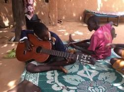 Tidawt -Cours de guitare de Kildjate