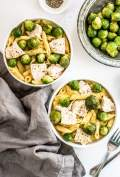 Instant Pot Creamy Chicken and Pasta