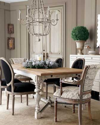 Romantic Rustic Dining Room7 Detoxifying & Getting Back To Healthy after Holiday Season/NYE – Vogure
